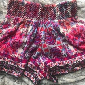 Boho shorts bundle